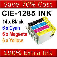 32 Ink cartridges for epson stylus S22 SX125 SX130 SX435W SX235W BX305FW Printer