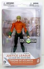 In STOCK DC Collectibles Justice League Throne of Atlantis Aquaman Action Figure