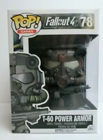 Funko POP! Games Fallout 4 T-60 Power Armor #78 - Vinyl Figure- Vaulted