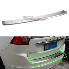 Stainless Rear Outer Bumper Protector Moulding Trim For Volvo XC60 2009-2017