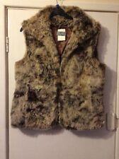 Waist Length Clubwear Plus Size Waistcoats for Women