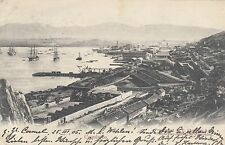 Coquimbo Chile Pc 1905 Harbour Ships South America 1702095