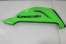 2013 - 2018 KAWASAKI ZX636 LEFT LOWER FAIRING OEM