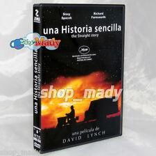 The Straight Story - Una Historia Sencilla DVD - David Lynch Good!