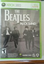 The Beatles Rock Band Xbox 360 Complete