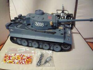 RC Panzer Tiger 1 Heng Long + Metallgetriebe 1:16