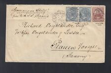Cook Islands Registered Cover 1940 Rarotonga