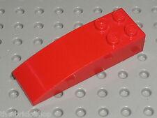 LEGO Red slope brick ref 44126 / set 8362 8157 7665 8672 8142 8673 8375 8168 ...