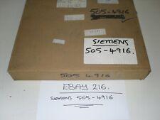 Siemens 505 4916 Relay Output Module