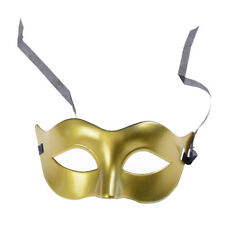 Mens Masquerade Ball Mask Ventian Costume Party Eye Mask Fancy Dress PL