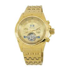 50 m (5 ATM) Mechanisch-(Automatisch) Armbanduhren für Erwachsene