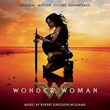 Wonder Woman (Original Motion Picture Soundtrack) - Rupert Gregson-Will (NEW CD)