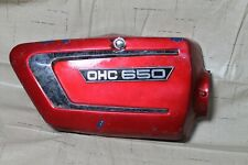 1973 Yamaha TX650 Right Side Cover 256-21721-01 (Fits: Yamaha XS2)