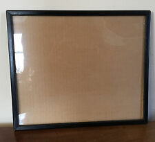 Vintage Ebonized Black Wood Picture Frame for Drawing Watercolor Painting Photo