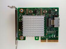 IBM H1110 ServeRAID 81Y4492 HBA SAS2/SATA3 ADAPTER 4 PORTS 6Gb/s  SAS2004