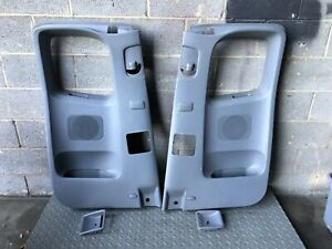 2008 Toyota Tacoma Extended Cab Rear Door Panels Used