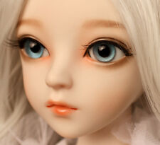 New 1/3 Handmade PVC BJD MSD Lifelike Doll Joint Dolls Girl Gift Cecile 24""