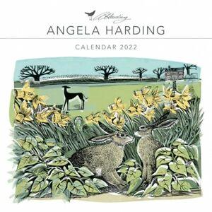Angela Harding  - 2022 MINI Calendar