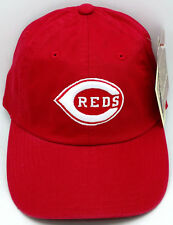 Cincinnati Reds Hat Relaxed Fit--Red Cotton