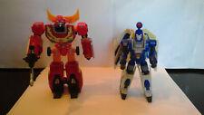 Transformers Titanium Series Rodimus Prime and Scourge
