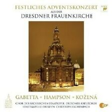 "GABETTA/HAMPSON/KOZENA ""FESTLICHES ADVENTSKONZERT.."" CD"