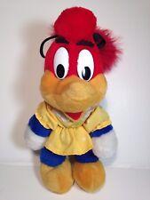 Universal Studios 1989 Woody Woodpecker Splinter Plush Doll