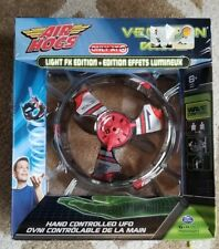 NEW Air Hogs Vectron Wave Hand Controlled UFO Light FX Edition RED / BLACK