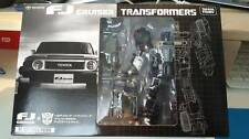 Toyota FJ Cruiser × Transformers special model limited JAPAN