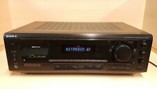Sony STR-DE205 FM Stereo Receiver FM-AM Audio Video Control Center - Black