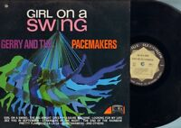 Gerry & The Pacemakers - Girl On A Swing Vinyl LP Record