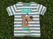 NUOVO Hanna Barbera Scooby-Doo t-shirt maglia bimbo 3/4 anni