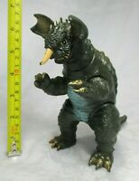 Godzilla BARAGON Tsuburaya Bandai 1992 Kaiju Movie Monster Vinyi Figure Toho 6""
