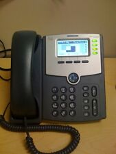 CISCO SPA504G 4 Line Business IP Handset Powered By PoE  TAX INVOICE & WTY INC