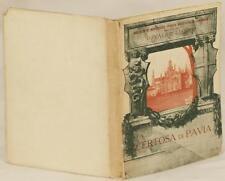 LA CERTOSA DI PAVIA LOMBARDIA COLLANA OSVALDO LISSONI COMPLETO PLANCHES 1930