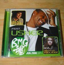 BMG Jun 2008 JAPAN Promo CD Usher, Westlife, Empyr, Gavin Degraw...#C04