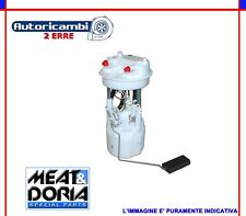 POMPA CARBURANTE BENZINA FIAT PUNTO 55 60 LANCIA Y 1.1 1.2 MEAT&DORIA 76446