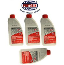 6 Liters Pentofrost SF-G12+ Pink Pentosin Engine Coolant Antifreeze for Audi VW