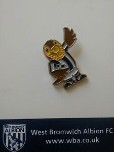 WEST BROMWICH ALBION FOOTBALL CLUB BADGE