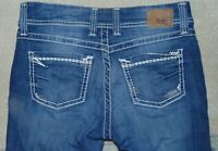 WOMENS *BKE* CULTURE DENIM JEANS CAPRIS SIZE 30 **