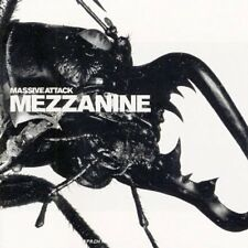 Massive Attack, Mad Professor - Mezzanine [New CD]