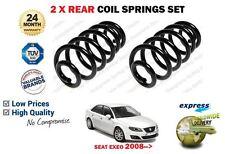 PARA SEAT EXEO 3R2 1.8 2.0 T TSI TFSI TDI 08 > 2X RESORTE HELICOIDAL TRASERO SET