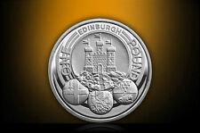 (PL) ROYAL MINT 2011 UK EDINBURGH £1 SILVER PROOF COIN - ENGLAND