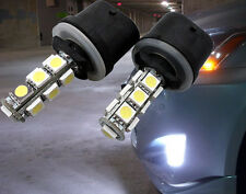 880 883 899 889 LED Replacement Bulb Set for your Fog Lights Bumper 18SMD