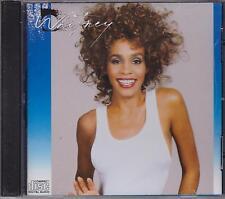 WHITNEY HOUSTON - WHITNEY - on CD