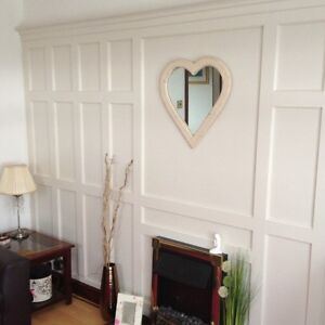 Wall Panelling Full Wall Medite MOISTURE RESISTANT mdf any height x any width