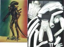 "16""Alien Warrior Walk Sci-Fi Movies Vinyl Model Kit 1/5"