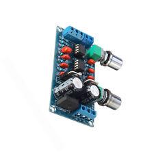 Ne5532 Low Pass Filter Subwoofer Volume Control Preamp Board Module L