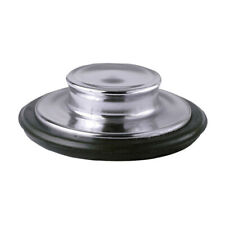 InSinkErator  Garbage Disposal Stopper  Stainless Steel