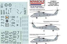 RAN Decals S-70B-2 Seahawk 816 Sqn 1/48 Scale N48014