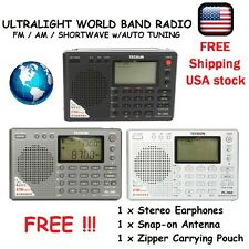 * Emergency * SHORTWAVE FM AM Radio for Prepper Survival or Zombie Apocalypse